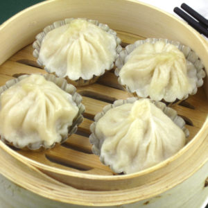 shanghai dumplings