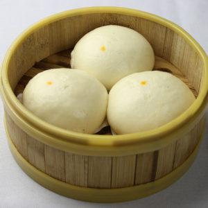 Egg Lava Buns