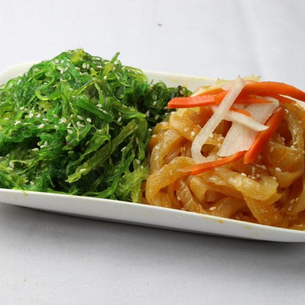 Jelly Fish w/ Seaweed